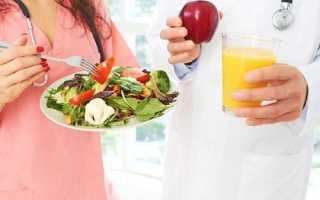 Соблюдение диеты при аденоме простаты у мужчин
