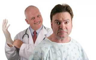 Что такое урологический массаж?